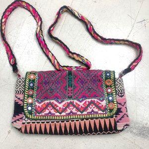 Handbags - Colorful Printed Bag